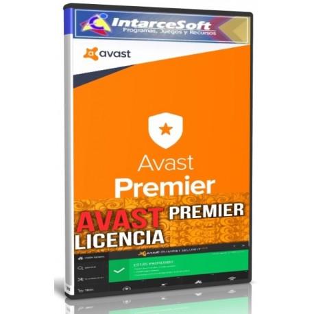 Licencias Avast Premier Antivirus 2016 [OCTUBRE 2017] ACTUALIZADO