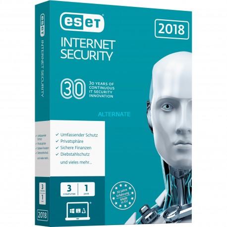 ESET® Internet Security Antivirus 2018