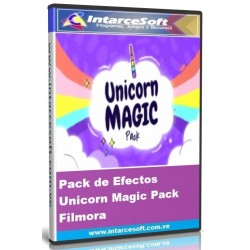 Unicorn Magic Pack Pack Filmora