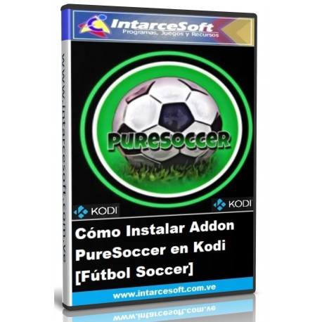 How to install Addon PureSoccer in Kodi [soccer]