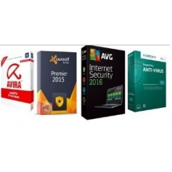 Seriales para  antivirus populares - Nov 19