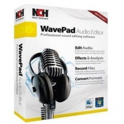 WavePad Audio Editing Software Download Free