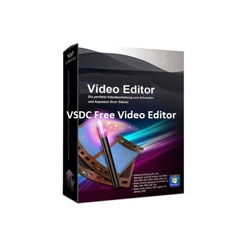 Video Editor - VSDC Free - Download Free