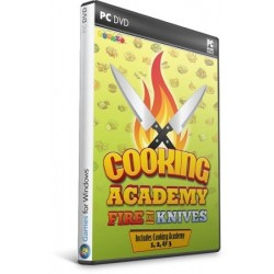 COOKING ACADEMY 3 FIRE AND KNIVES  Español