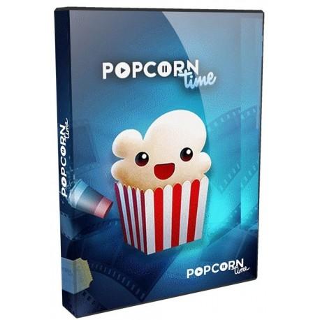 Popcorn Time - Ve películas y series de televisión al instante