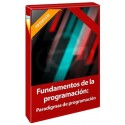 Course Fundamentals of programming Programming Paradigms