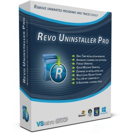 Revo Uninstaller ultima version