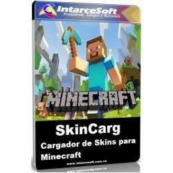Cambiar la skin de Minecraft con SkinCarg