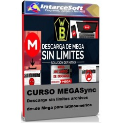 MEGASync course download without limits