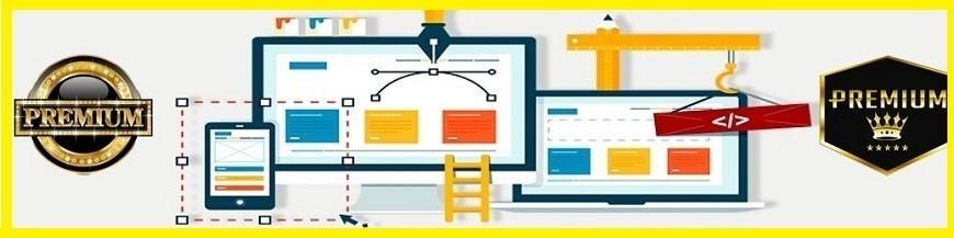 Diseño y Desarrollo Web Premium (Vista Previa)