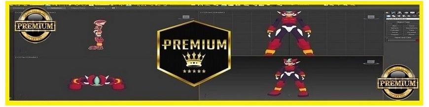 2D & 3D CAD Animación Premium ( Vista Previa)