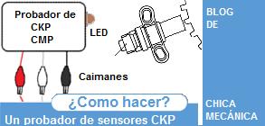 como hacer probador de ckp