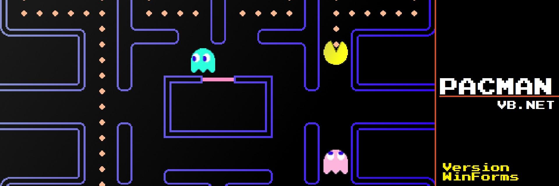 Pacman vb.net