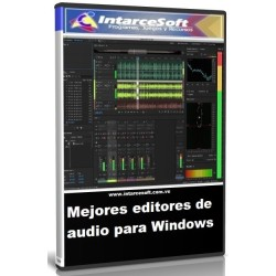 Los Mejores Editores de Audio para Windows Intarcesoft