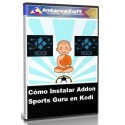 Cómo Instalar Addon Sports Guru en Kodi [Soccer, NBA, NHL y MLB]