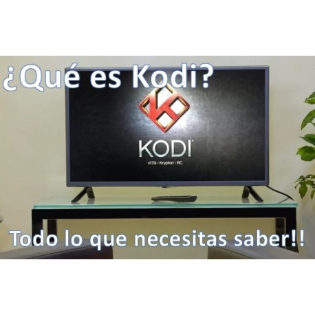 Qué es Kodi Todo lo que necesitas saber
