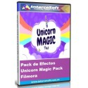 Pack de Efectos Unicorn Magic Pack Filmora
