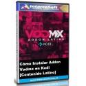 Cómo Instalar Addon Vodmx en Kodi [Contenido Latino]