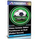 Cómo Instalar Addon PureSoccer en Kodi [Fútbol Soccer]