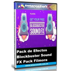 Pack de Efectos Blockbuster Sound FX Pack Filmora