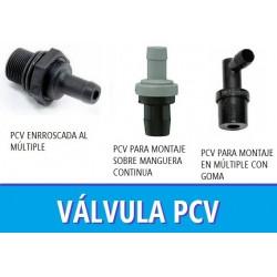 Que es la válvula PCV - Funcionamiento - Diagnóstico