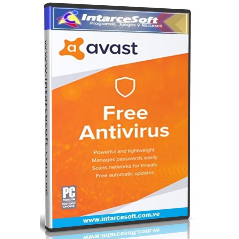 baixar o antivirus avast free