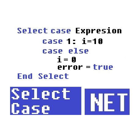 Select case visual basic net - Como usar y ejemplos