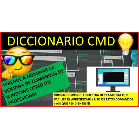 Diccionario CMD