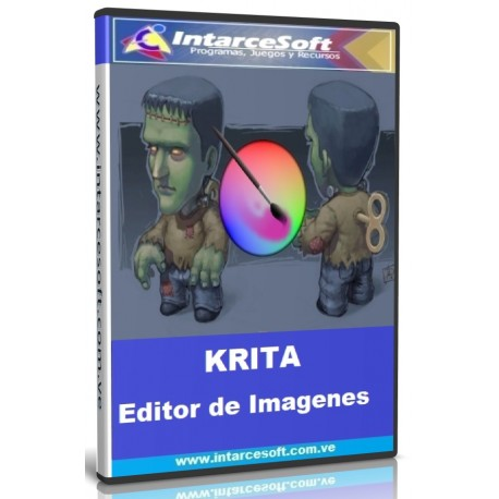 Krita ultima version