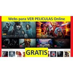 Las 18 mejores webs de cine para ver películas online gratis