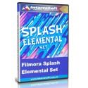 Filmora Splash Elemental Set