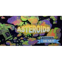 Asteroids VB.NET y CSharp- Descarga Gratis