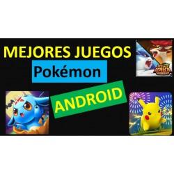 Juegos de Pokémon para Android【 2019 】