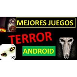 JUEGOS de TERROR para ANDROID【 2019 】
