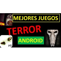 TERROR GAMES for ANDROID 【2019】