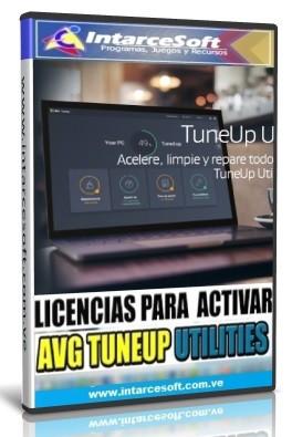 seriales avg tuneup utilities 2019