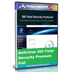 DOWNLOAD 360 Total Security Premium 2019