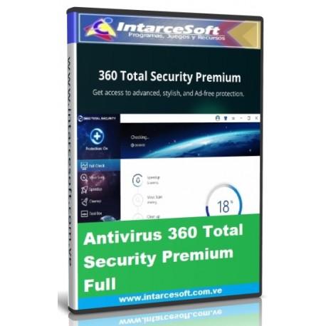 DOWNLOAD 360 Total Security Premium 2019