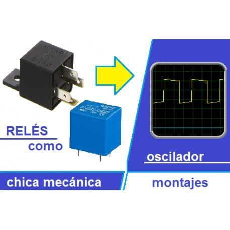 Como hacer un oscilador casero