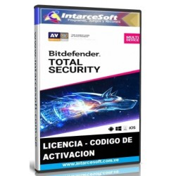 Licencia Bitdefender Total Security Key [MARZO 2019] ACTUALIZADO
