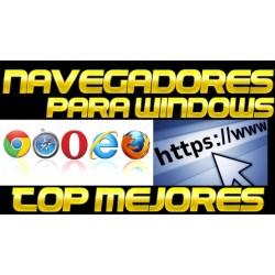 Mejores Navegadores para Windows PC【 2019 】