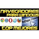 Mejores Navegadores para Windows PC【 2020 】
