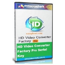 HD Video Converter Factory Pro Serial Key [Abril 2019]