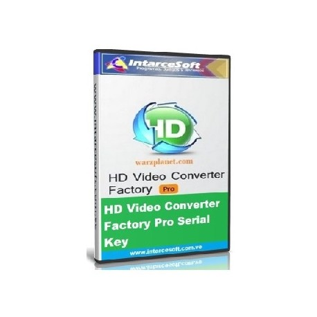 HD Video Converter Factory Pro Key License [April 2019]
