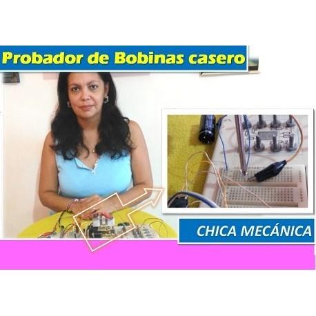 Como hacer un probador de bobinas casero