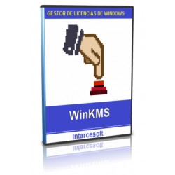 WinKMS -Gestor KMS de Windows.