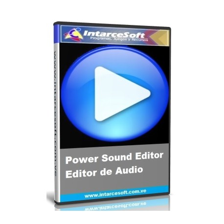 Power Sound Editor Descarga Gratis