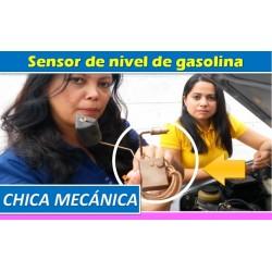 Como probar sensor de nivel de gasolina