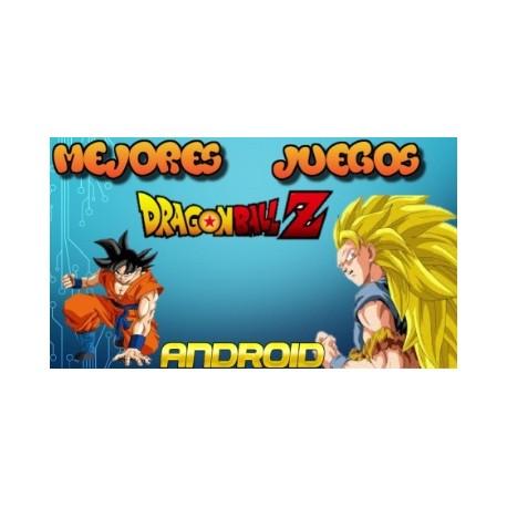 Mejores Juegos de Dragon Ball Z