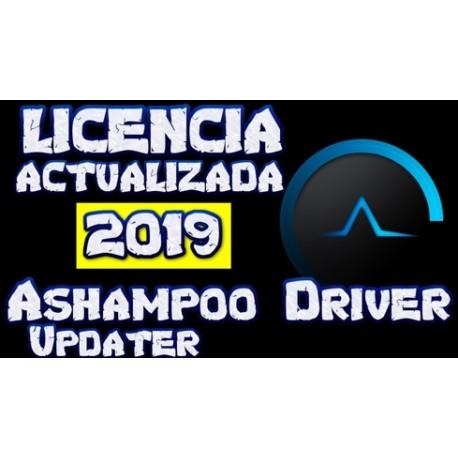 Ashampoo Driver Updater: Serial [JUNE 2019] UPDATED